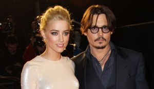 Amber Heard and Johnny Depp - Image credit to Master Herald